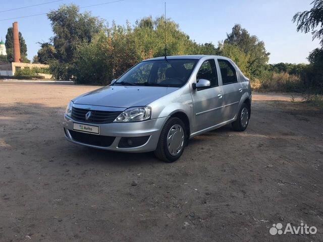 Renault Logan, 2012  89036551173 купить 1