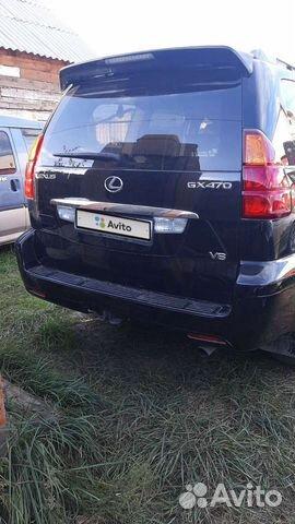 Lexus GX, 2004  89586168759 купить 3