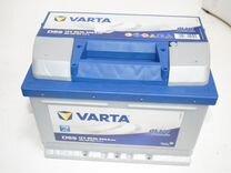 Аккумулятор Varta 60Ah обратная полярность