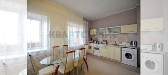 2-к квартира, 100.5 м², 5/5 эт.