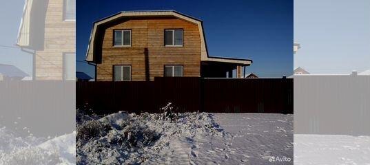 Дом 214 м² на участке 8 сот.