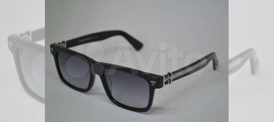 d7002698bfb Chrome hearts Sunglasses Box Lunch-A BK 56-18-143 купить в Московской  области на Avito — Объявления на сайте Авито