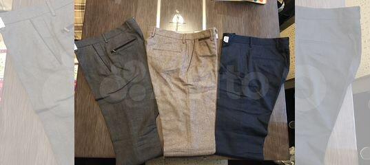 Шерстяные брюки meucci размер 46-48 купить в Москве на Avito — Объявления на сайте Авито
