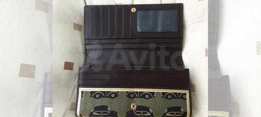 432d43ee61e9 Женский кошелек и косметичка Braccialini
