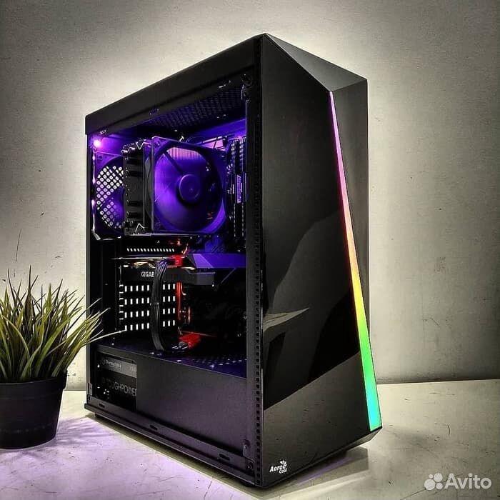 Игровой Пк (16-ядер/ 16Gb/ SSD/ HDD/ GTX1060) New  89081747249 купить 1