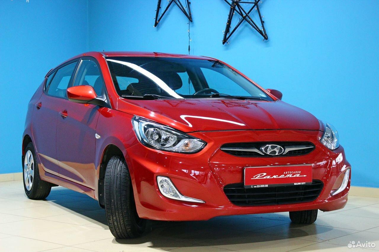 Hyundai Solaris, 2012  89102977578 купить 3