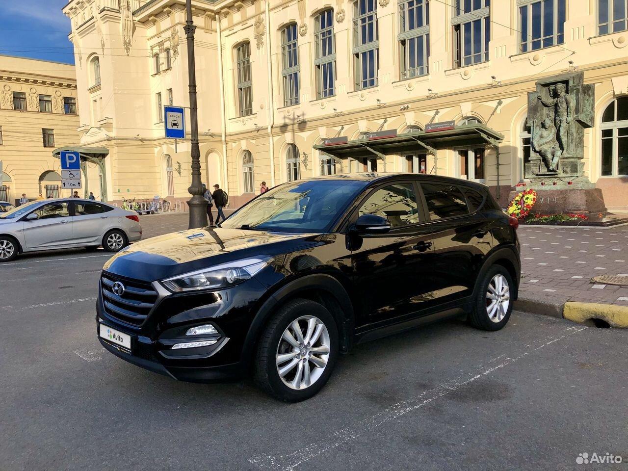 Hyundai Tucson, 2016  89219134967 купить 5