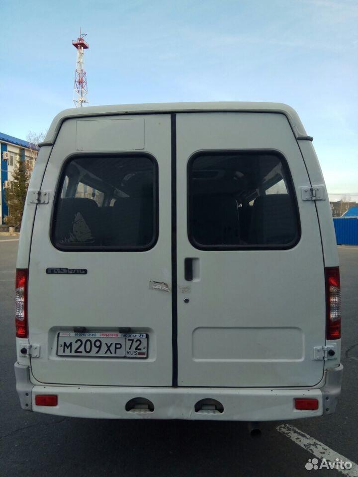 Микроавтобус газ 32213  89091930278 купить 4