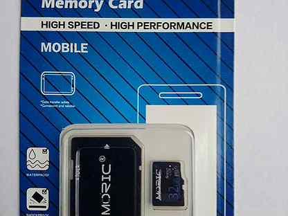Микро SD карта 32 GB