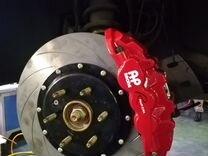 Тормозные системы AP racing для lexus 570