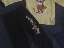 Новая пижама от 2-5 лет