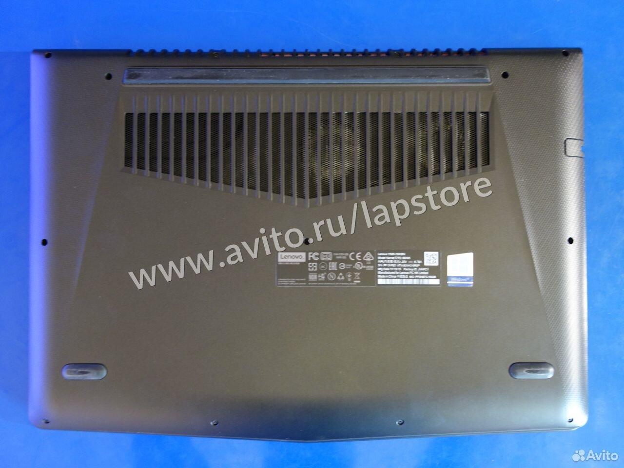 Ноутбук Lenovo Y520 i7-7700HQ/16GB/256+1T/GTX1050  84012422018 купить 9