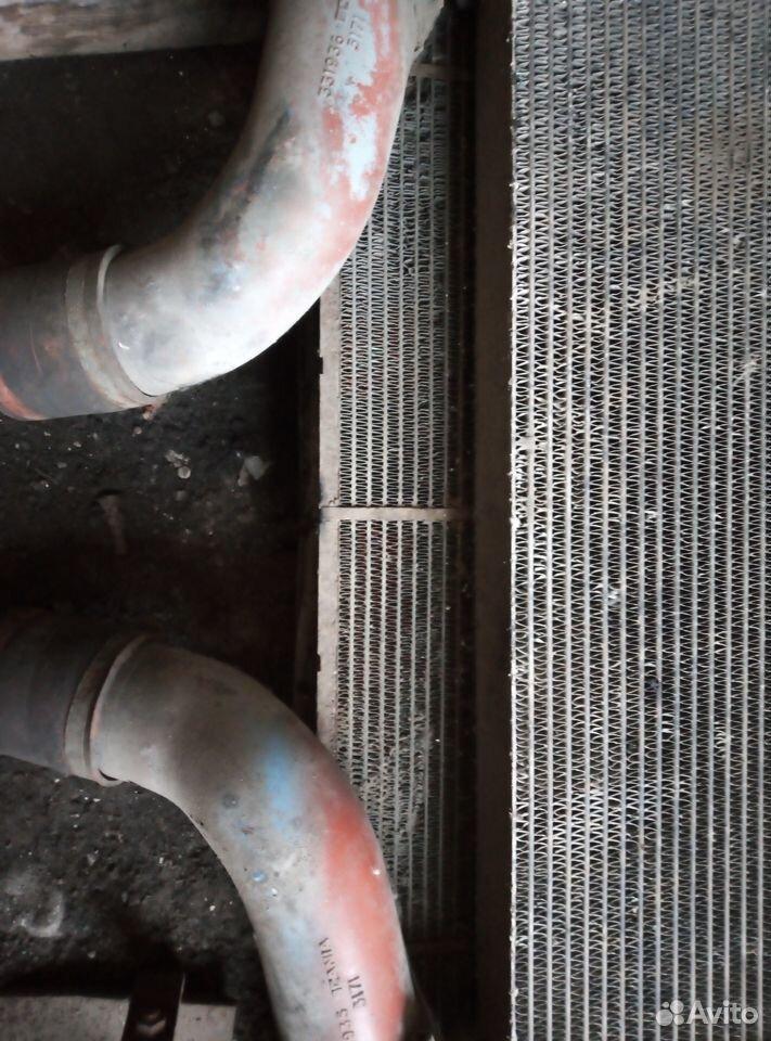 Радиатор Скания Т серии  89046134530 купить 3