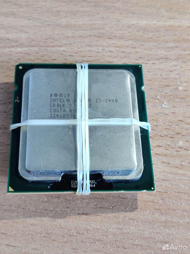Xeon E5 2440 LGA1356  89834648023 купить 2