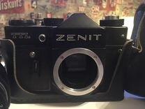 Zenit TTL в идеале, с чехлом