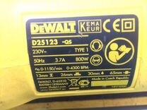 Перфоратор dewalt d25123