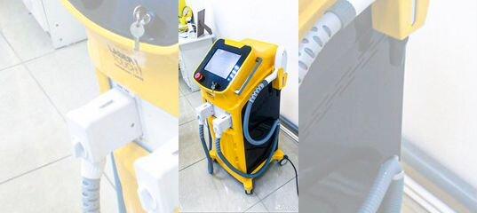 Диодный лазер 1200W+ ND Yag laser turbo купить в Краснодарском крае   Для бизнеса   Авито