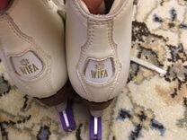 Коньки фигурные wifa