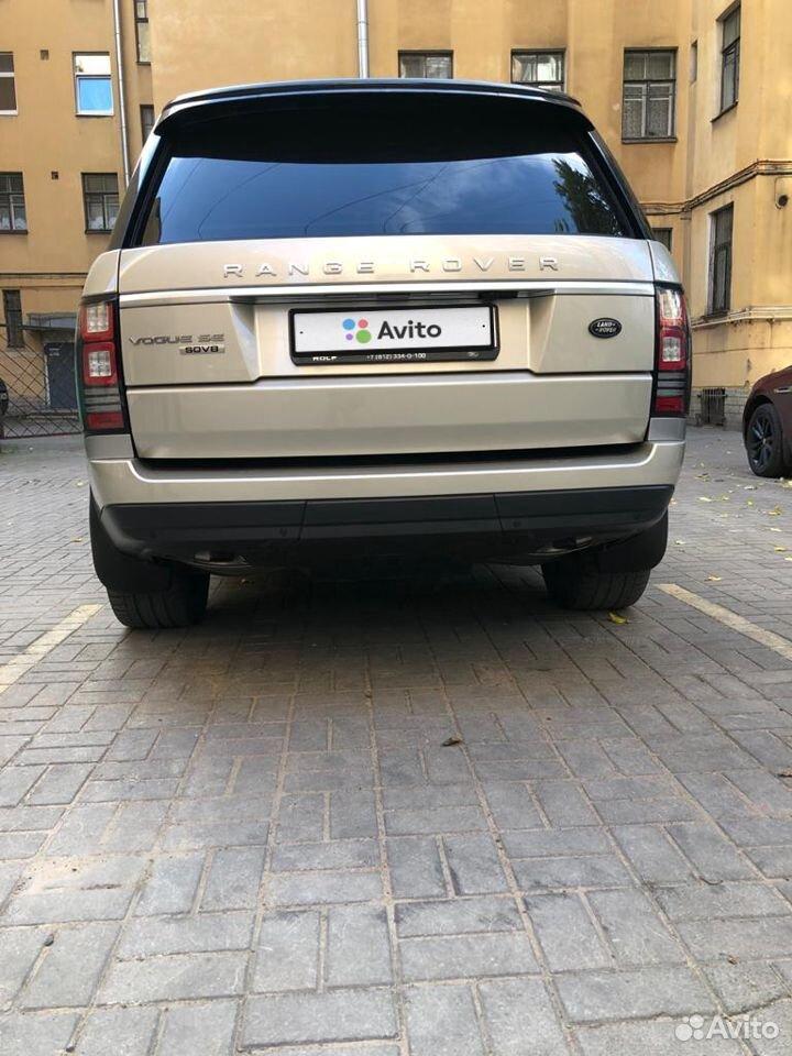 Land Rover Range Rover, 2013  89586039357 купить 2