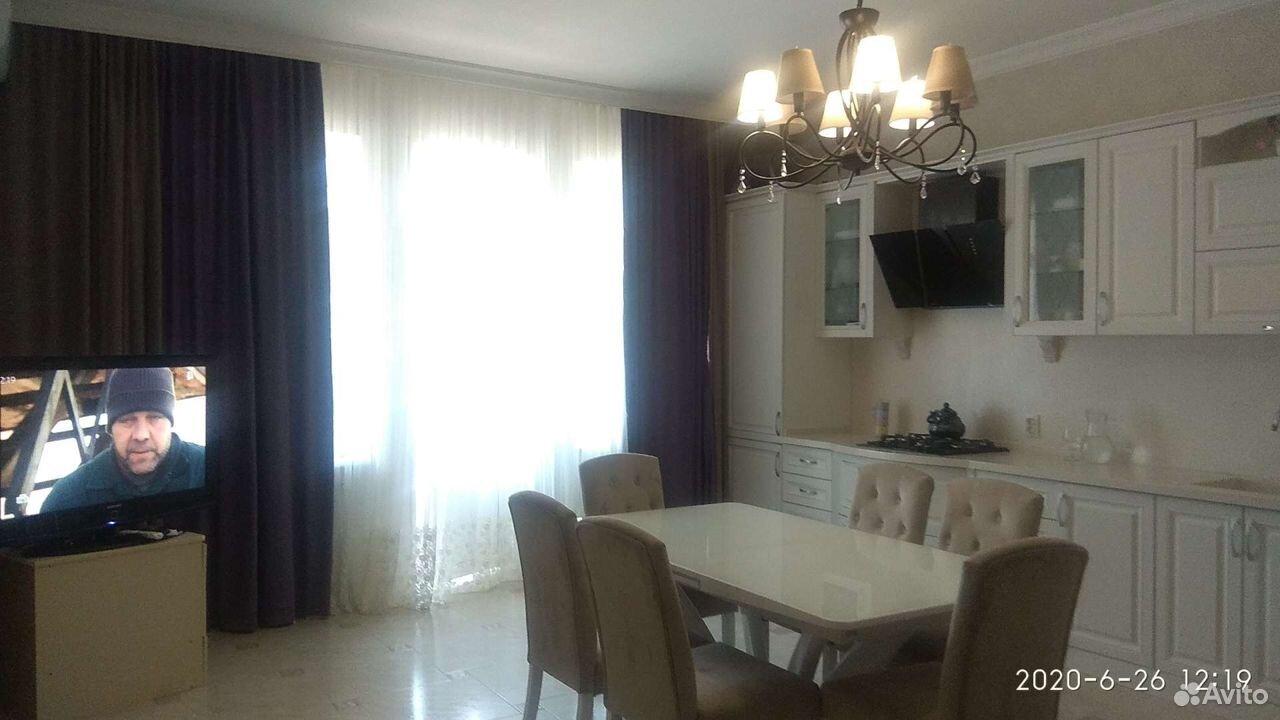 3-к квартира, 119 м², 6/8 эт.