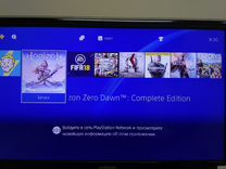 Sony PlayStation 4 Slim с 500гб прошита 5.05