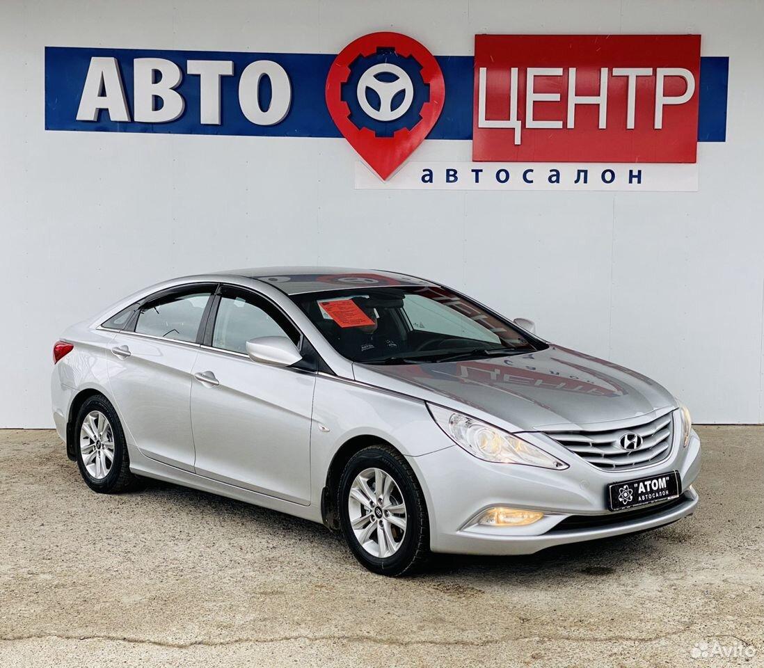 Hyundai Sonata, 2011 83412576538 купить 1
