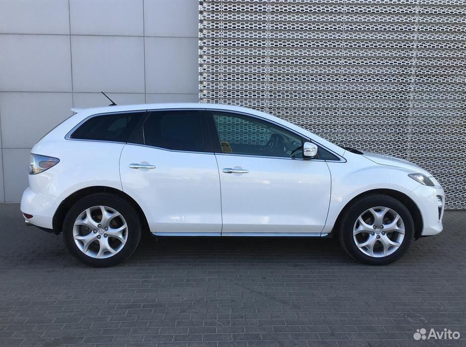 Mazda CX-7, 2010  88633330423 купить 4