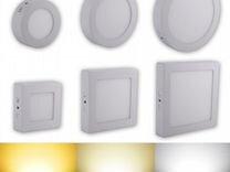 Ультратонкие светильники даунлайты