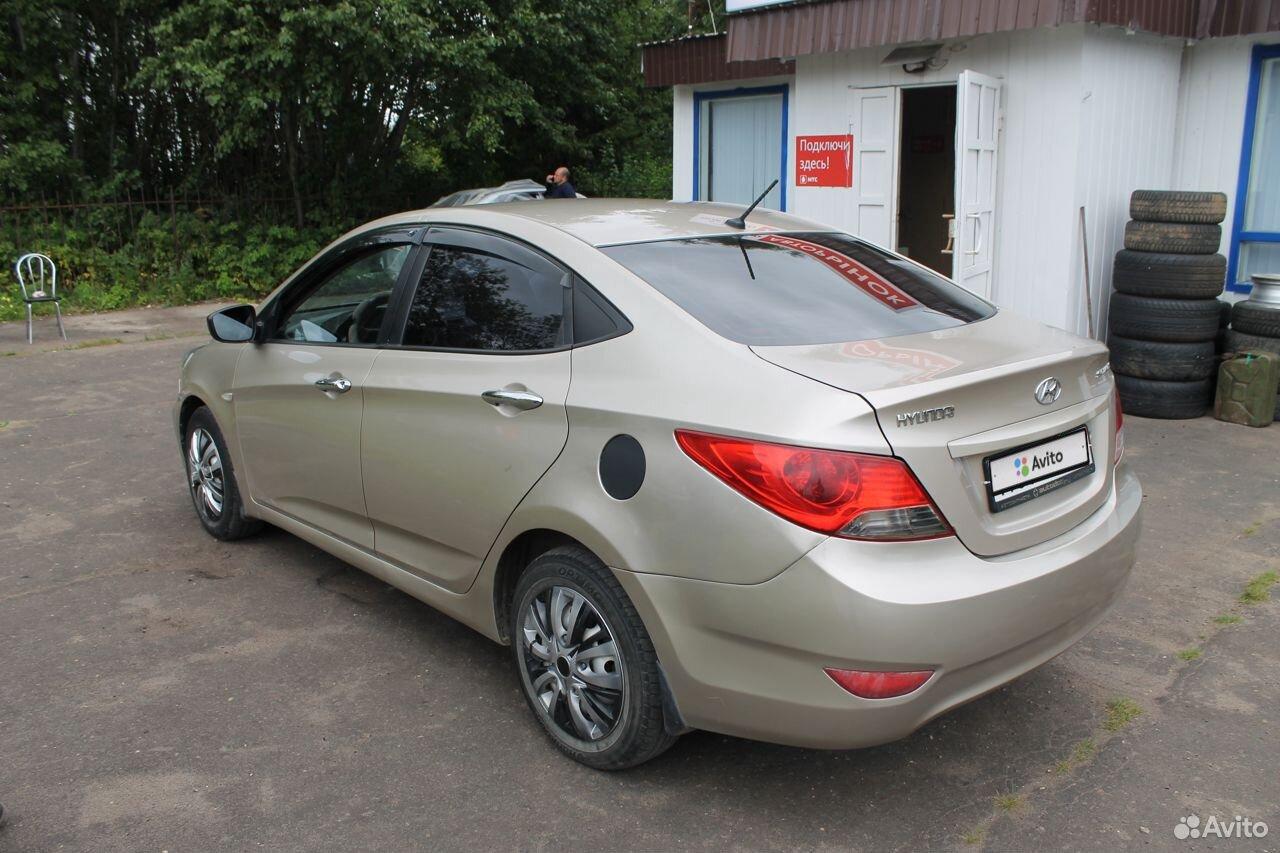 Hyundai Solaris, 2011  89523074499 купить 4