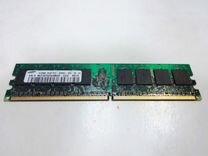 Оперативная память DDR2 512Mb 3200 (400)