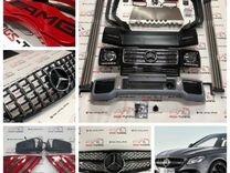 Тюнинг для автомобилей Mercedes-Benz