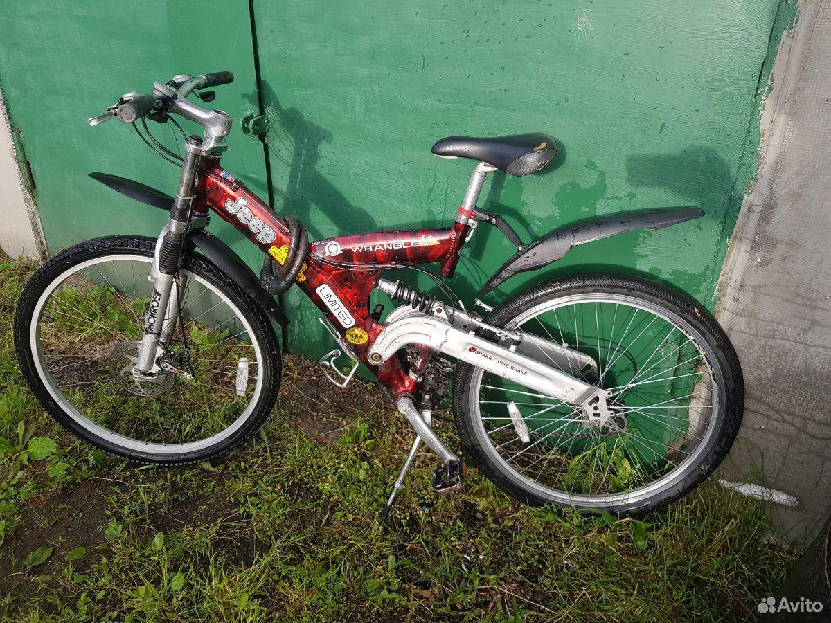 Продам Велосипед Jeep  89005655001 купить 4