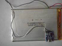 Зарядное устройство для литьевых батареек 3.7v
