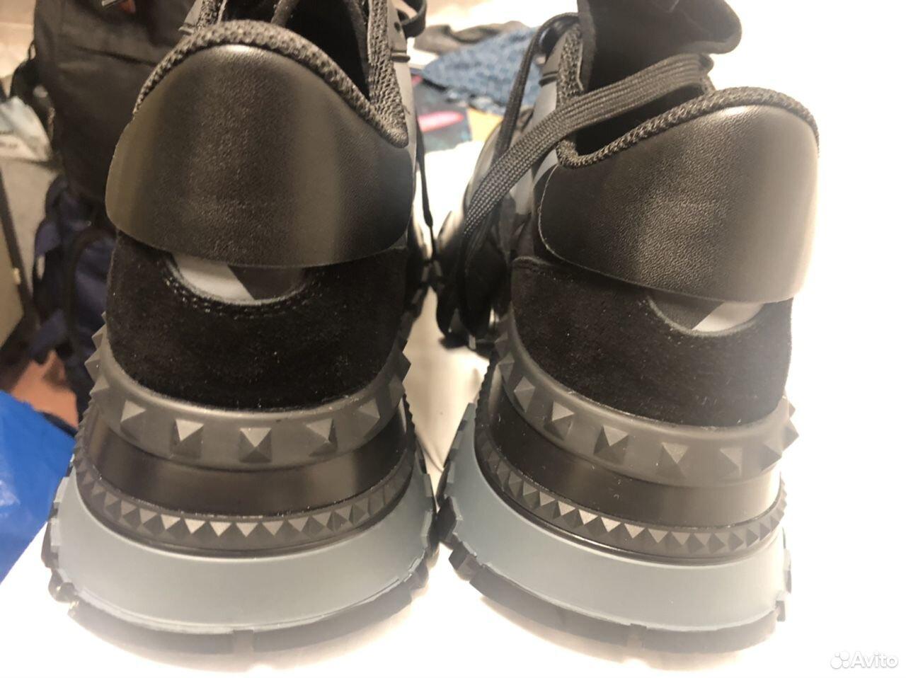 Продам кожаные кроссовки,купили не подошол размер  89187703894 купить 5