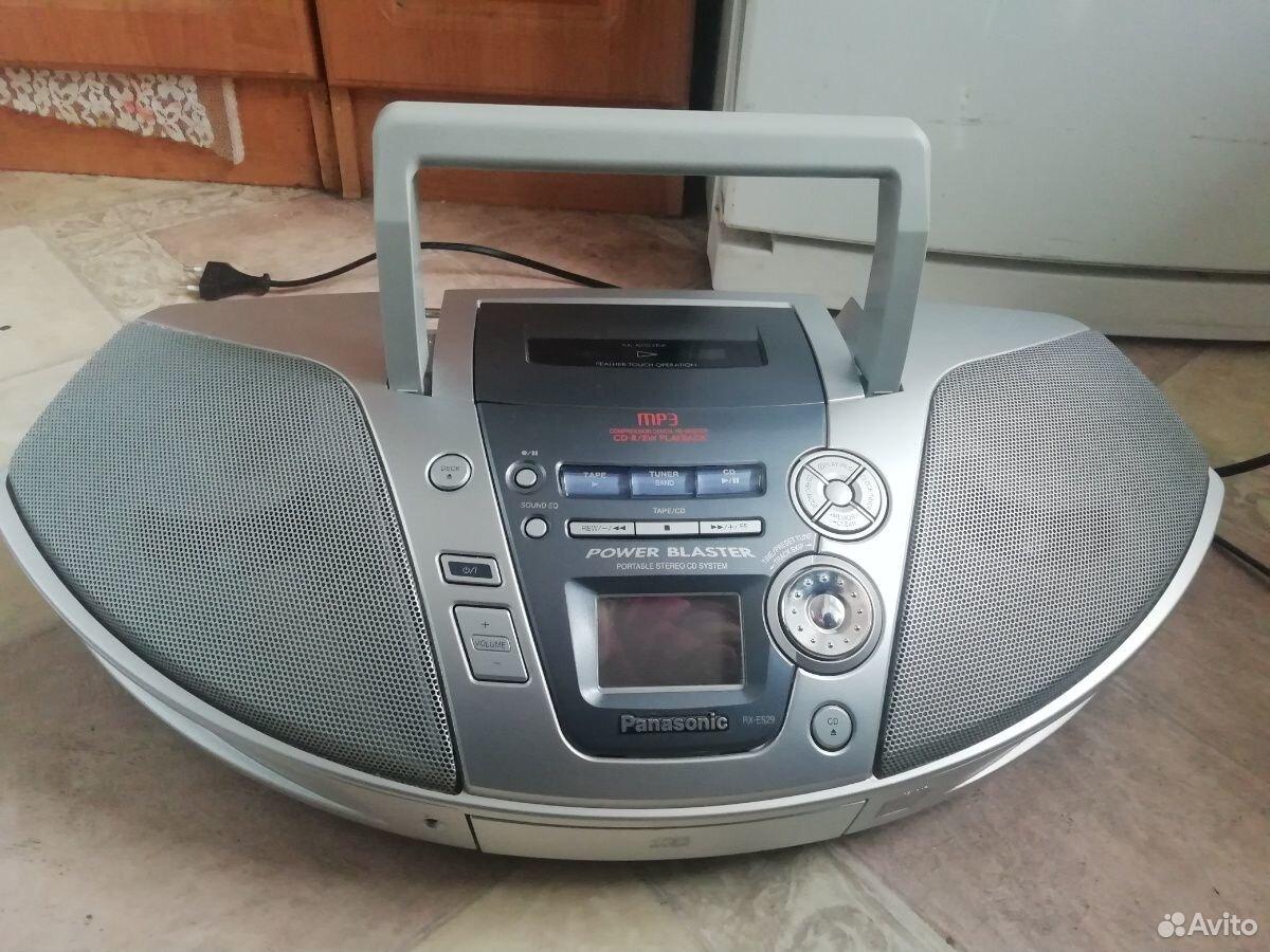 Panasonic RX-E29, сборка Малайзия  89658937351 купить 2