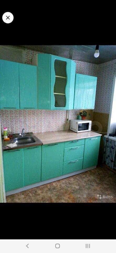 2-room apartment, 44 m2, 2/5 floor.  89609444464 buy 1