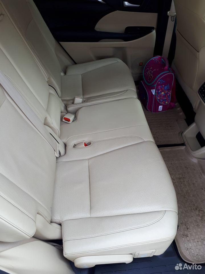 Toyota Highlander, 2014 89638200277 купить 5