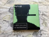 Жесткий диск KFA2 gamer L Series MLC 480GB
