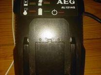 Зарядные для шуруповертов AEG
