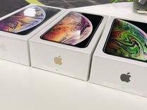 Новые) iPhone XS 64gb
