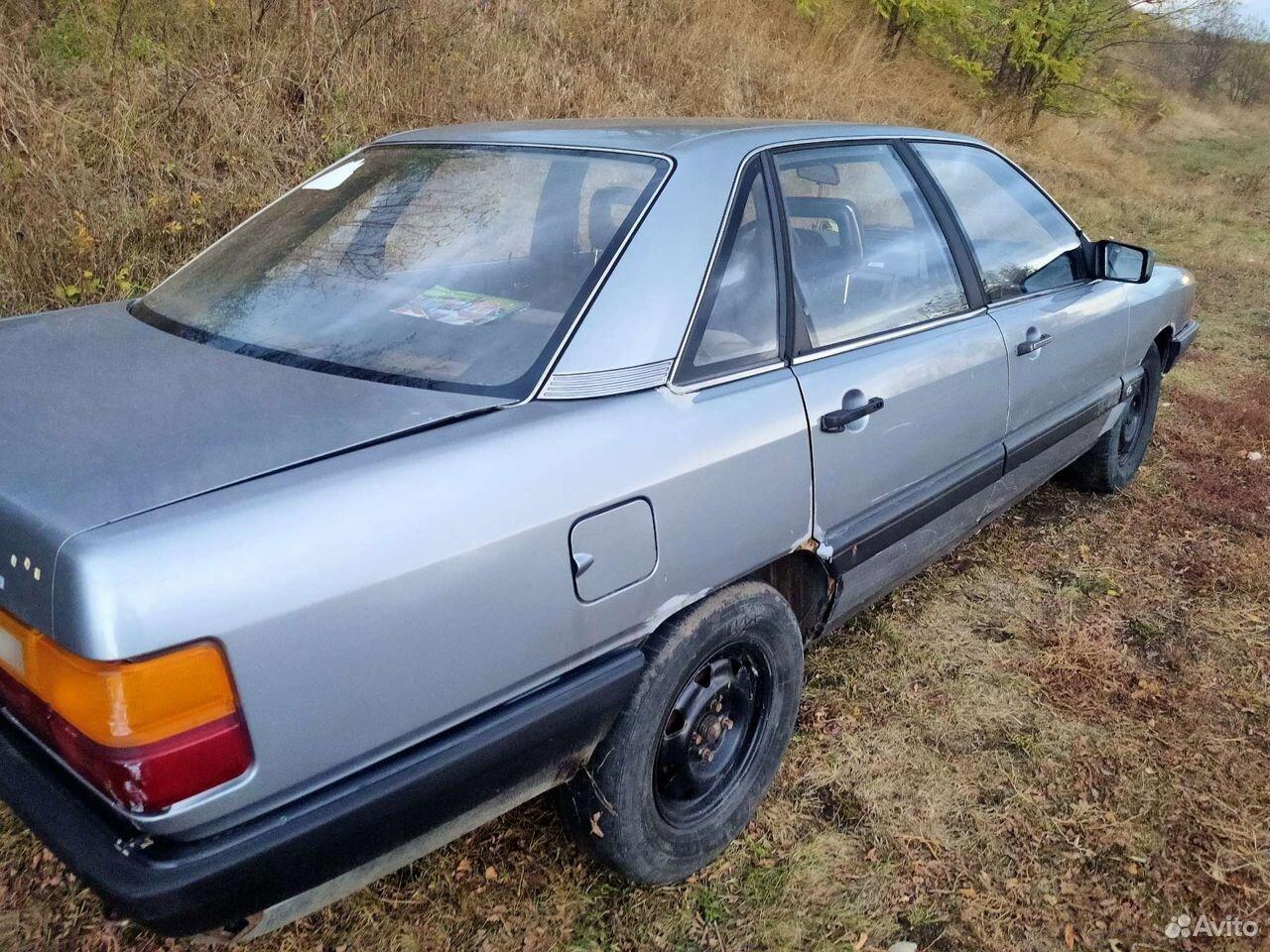 Audi 100, 1984  89507131641 купить 6