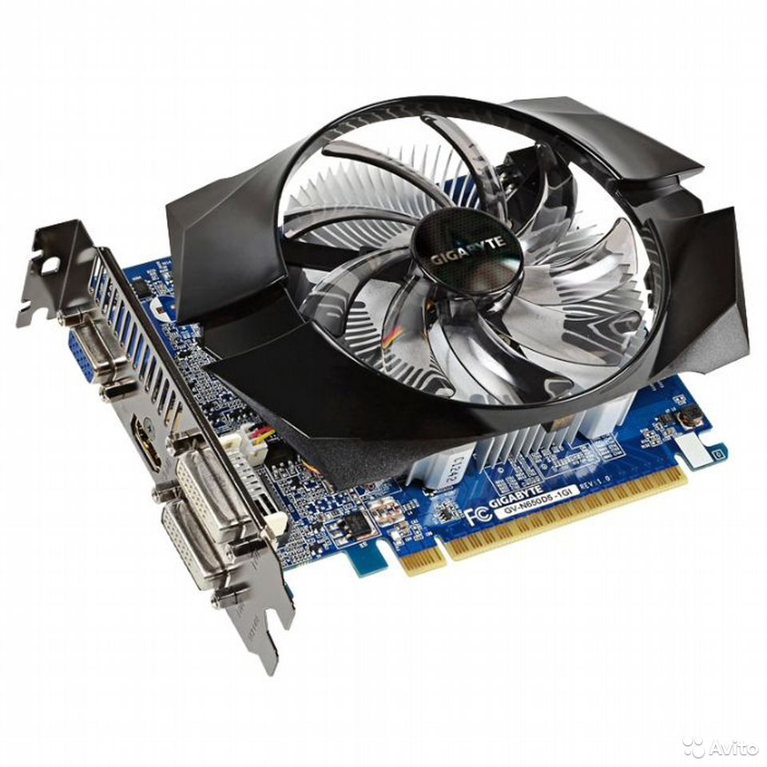 Видеокарта gigabyte Nvidia geforce gtx 650