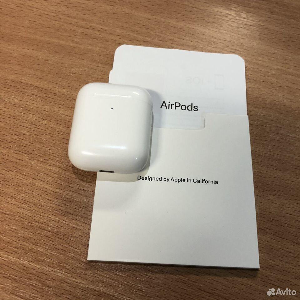 AirPods 2  89165027142 купить 2