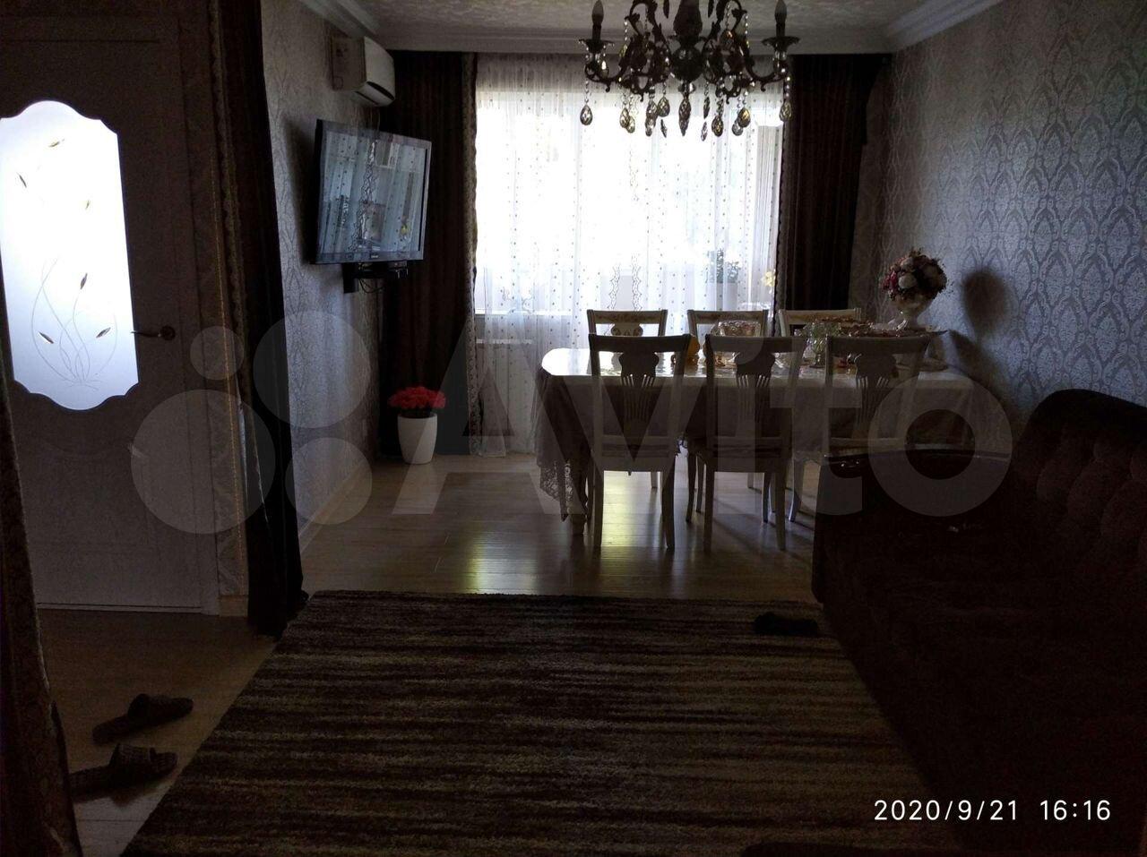 3-к квартира, 61 м², 5/5 эт.  89635836719 купить 10