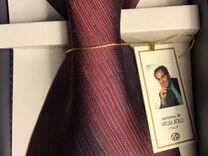 Галстук мужской новый Италия — Одежда, обувь, аксессуары в Москве