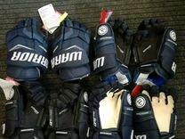 Хоккейная форма, краги warrior, Bauer, CCM