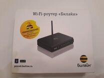 Wi-Fi роутер Билайн D-Link D-300