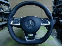 Руль AMG Mercedes GLC X253 W253 C253 Coupe