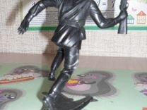 Солдат Красной Армии.дзи.Оригинал.12 см