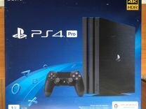 PlayStation 4 Pro (1 тб) CUH-7208B Гарантия